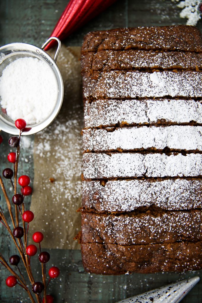 gingerbread bananabread