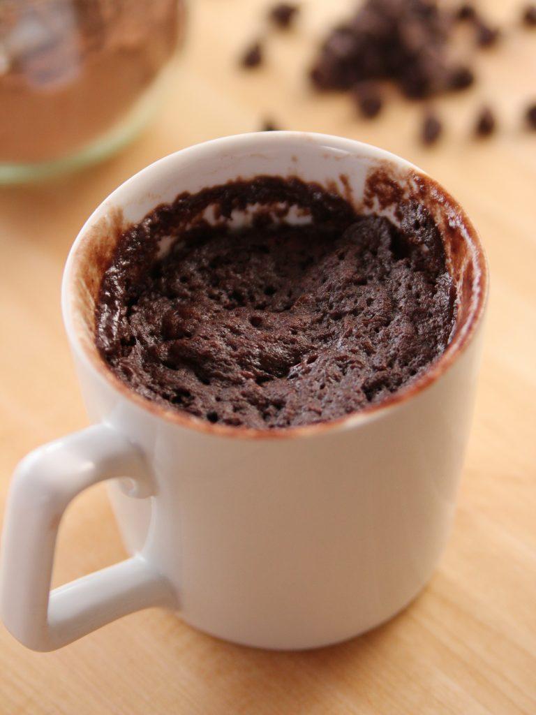 How To Make A Mug Cake Without Baking Powder